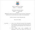 Pemerintah Kota Cimahi Menerbitkan Peraturan Walikota Kota Cimahi Nomor 39 Tahun 2020 Tentang Penerapan Disiplin dan Penegakan Hukum Protokol Kesehatan Pencegahan dan Pengendalian Corona Virus Disease 2019
